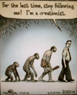 Progressive Creationist
