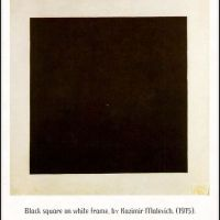 A Short History Of BLACK CANVAS -- Square And Otherwise