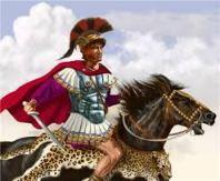King Pyrhus of Epirus