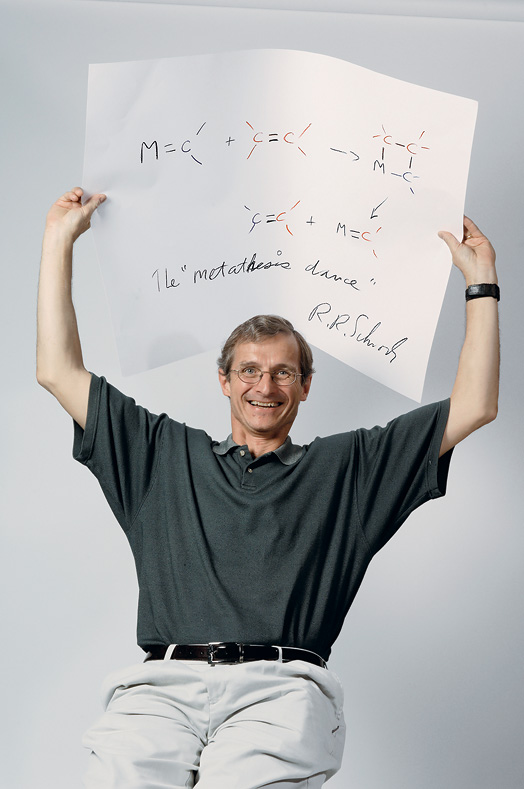 metathesis nobel Caltech chemist robert grubbs wins nobel prize pasadena, calif--robert grubbs, an organic chemist whose work on catalysis has led to a wide variety of applications in medicine and industry, has won the 2005 nobel prize in chemistry.