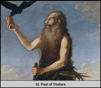 St. Paul of Thebes