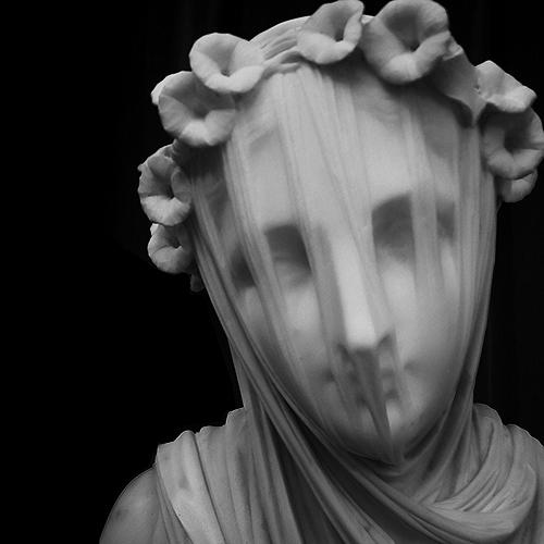 Raffaele Monti. Veiled Vestal