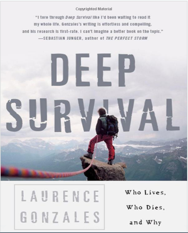 deep survival laurence gonzales pdf