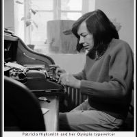 Writers Behaving Badly: Patricia Highsmith