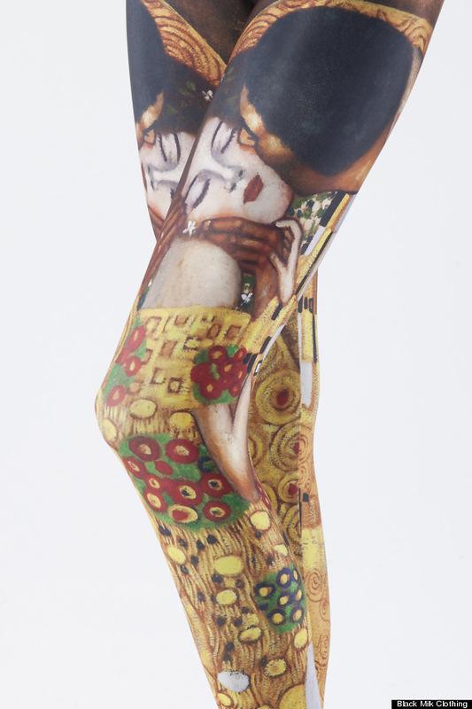 art. Густав Климт был и есть одним из самых востребованных в моде художников.