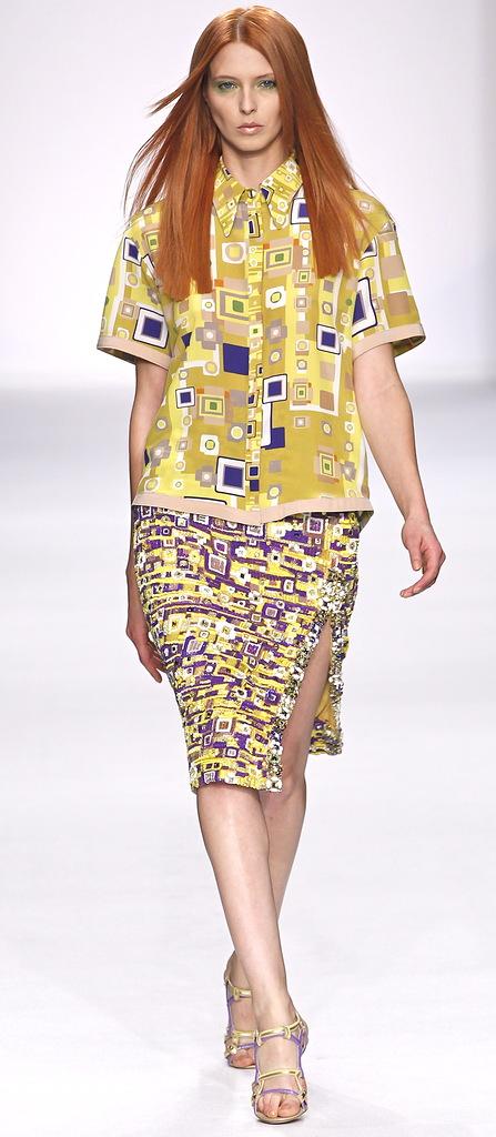 Aquiliano Rimondi' Klimt motiff