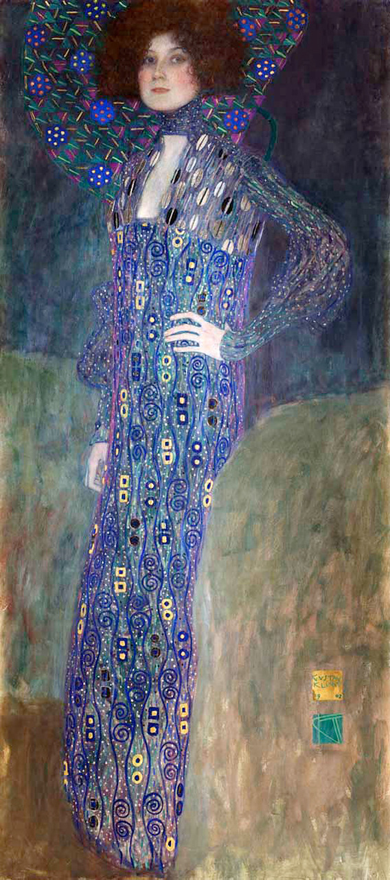 art. Klimt Musa1