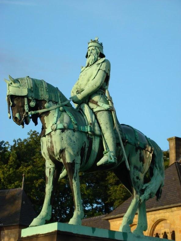 Barbarossa. (Goslar, Lower Saxony, Germany)