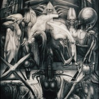 Terrific And Terrifying Art Of H. R. Giger. RIP