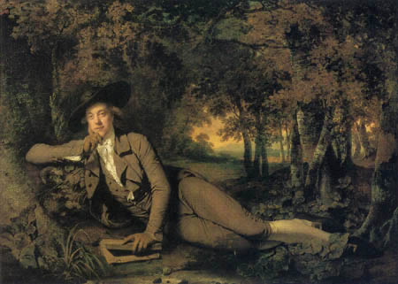 Künstler Joseph Wright of Derby   Sir Brooke Boothby