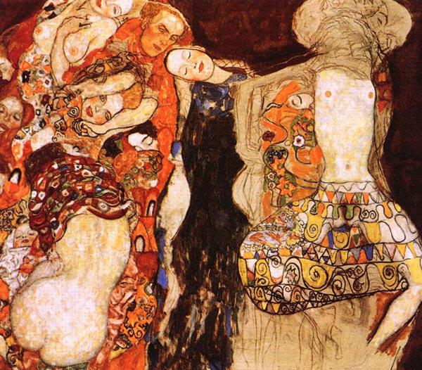 Выставка климта и шиле