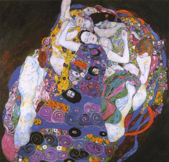 Klimt. The Virgin.