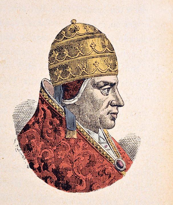pope urban iii Urban iii now resolved on excommunicating frederick i, but the veronese protested against such a proceeding being resorted to within their walls.