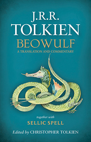 """Tolkien-as-guide is delightful, an irresistibly chatty schoolmaster in the Chaucerian mold . . . His learning and Beowulf's patterns of gloom and fragile light feel intimately related . . . his noble translation joins the ranks of the narrowly saved."" - Slate"