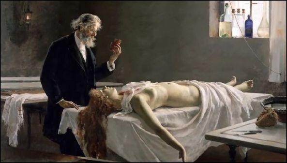 Enrique Simonet Lombardo (February 2, 1866 – April 20, 1927) Anatomy of Heart