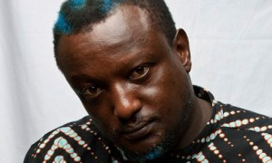 kenyan writer Binyavanga Wainaina