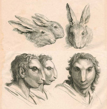 Charles Le Brun (1619 - 1690) Man-Hare