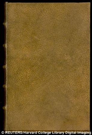 harvard book