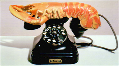 lobstertelephonesculpturebysalvadoredali