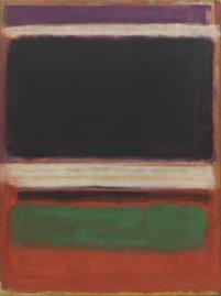 Mark Rothko. No.3/No13