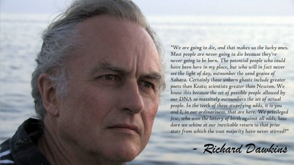 Happy Birthday Richard Dawkins
