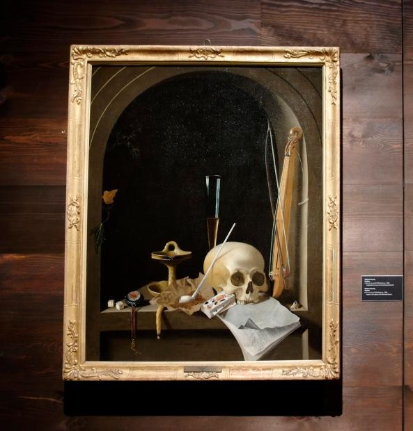 WLANL - mennofokke - Vanitas, Adriaan Coorte, Middelburg, 1688