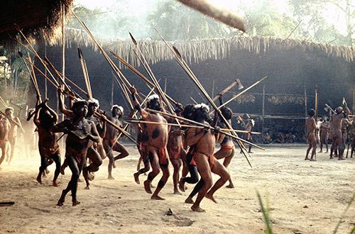 Yanomamö dance