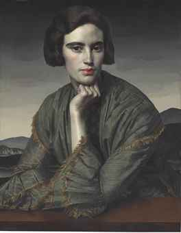 GERALD LESLIE BROCKHURST (1890-1978) Delores Price Realized: £52,500