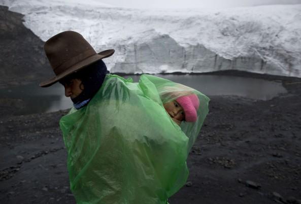 Pastoruri Glacier Caretaker