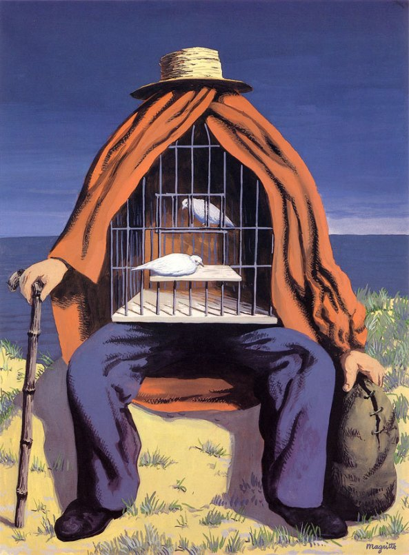 Magritte. The Therapist