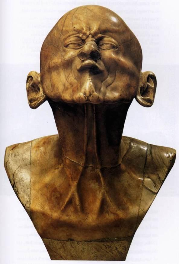 Franz Xaver Messerschmidt Character Head