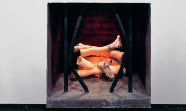 Robert Gober, Untitled. Photograph: D. James Dee, courtesy the artist and Matthew Marks Gallery