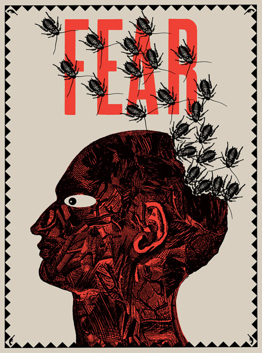 Poster by Joe Scorsone, Alice Drueding
