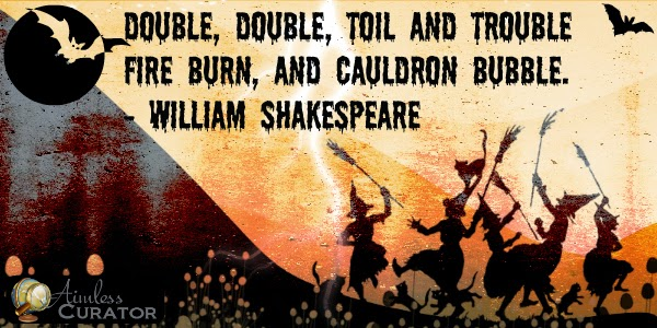 Double, double, toil and trouble… | Contra Spem Spero... Et Rideo