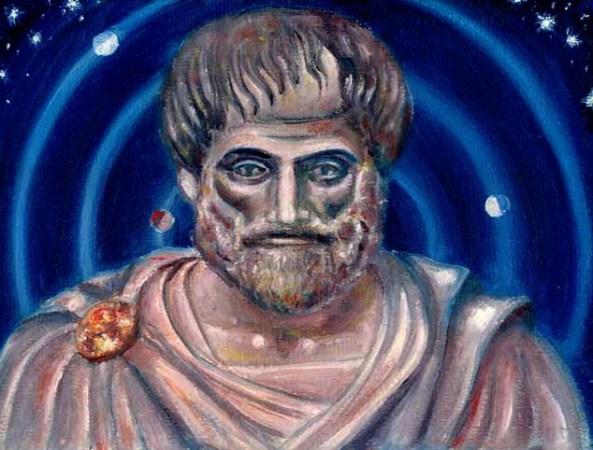 Aristotle (385 -322 BC)