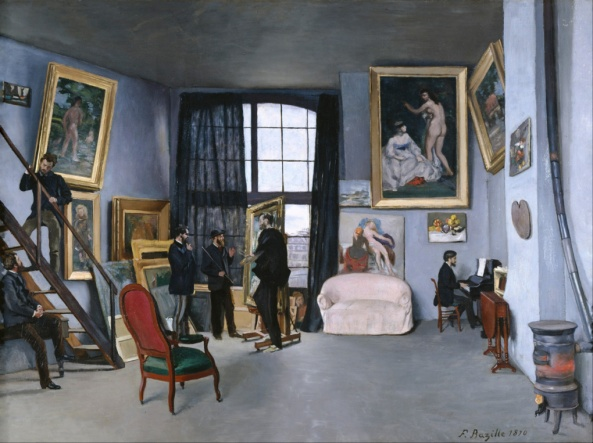 Frederic-Bazille