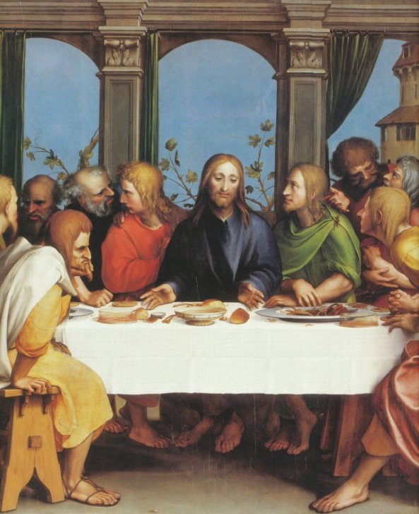 The_Last_Supper_by_Hans_Holbein_the_Younger-1524