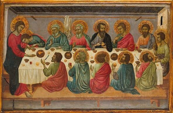 Ugolino da Siena (Ugolino di Nerio) (Italian, Siena) ca. 1325–30