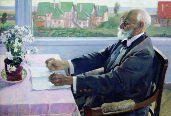M. Nesterov. Ivan Pavlov.
