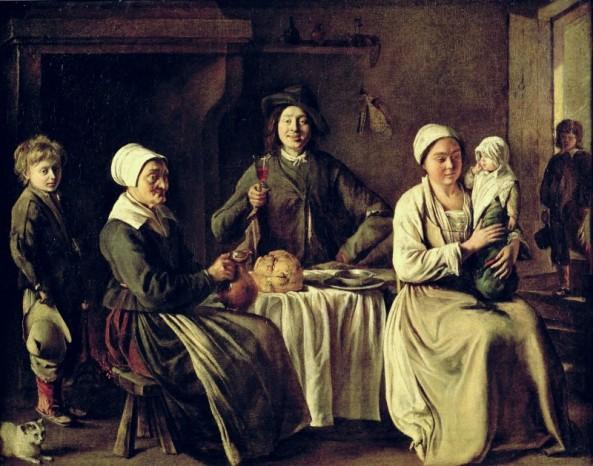 Louis Le Nain. 1614