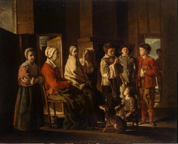 Louis Le Nain (c.1593-1648)