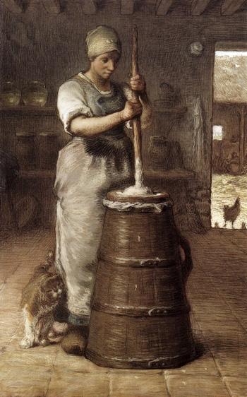 Jean-Francois Millet (1814 - 1875)