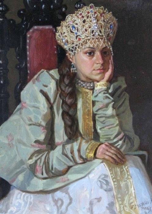 2 - Мария Темрюкова