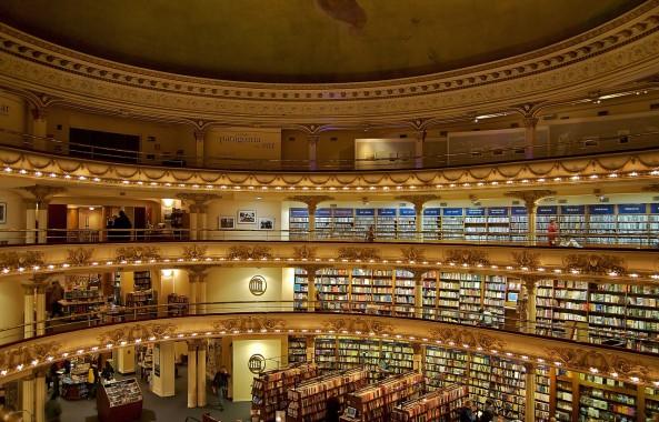 Librería El Ateneo6