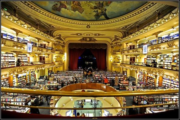 Librería El Ateneo9