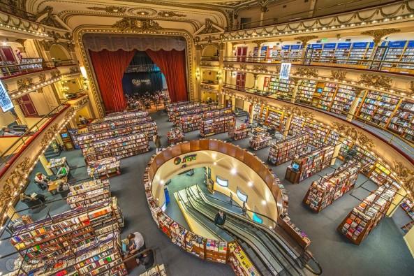Librería El Ateneo98