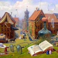 Meet The Artist: Valentin Rekunenko