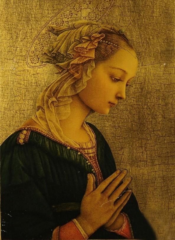 Fra Filippo Lippi, Vergine delle Rocce