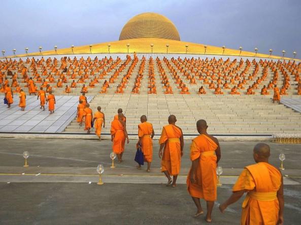 million Buddhas