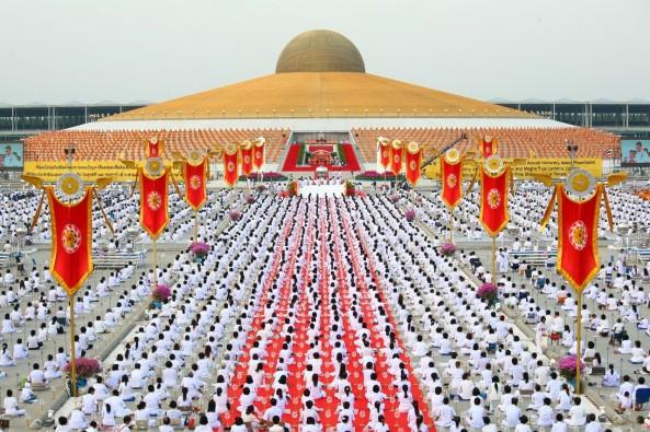 million Buddhas91